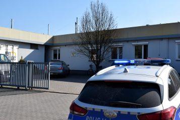 REN-MAC w Mosinie. 28.04 w piekarni doszło do wybuchu butli z gazem.