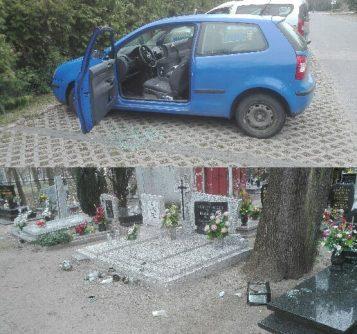 Wandale - cmentarz