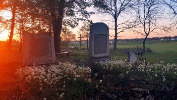 Cmentarz ewangelicki XIX/XX w Żabnie (powiat śremski)