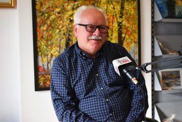 Konrad Tuszewski w redakcji GMP