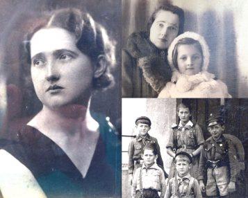 Wiktoria Myszkier – nauczycielka, bohaterka