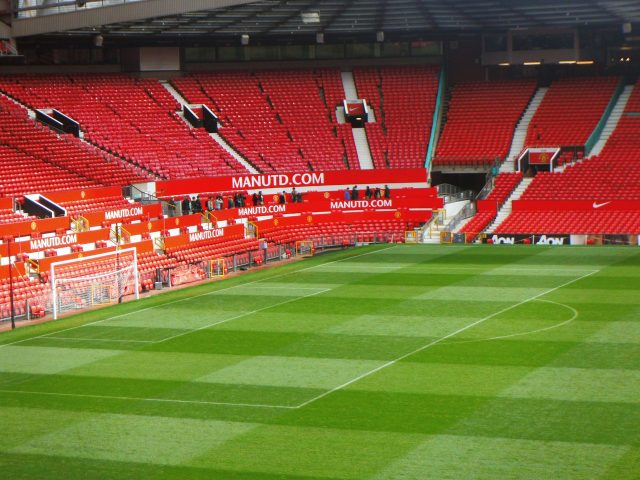 Stadion sportowy Manchester United