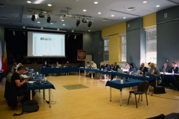 Sesja absolutoryjna w Mosinie