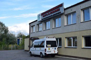 Siedziba ZUK w Mosinie - Zakład Usług Komunalnych Sp.z.o.o. w Mosinie