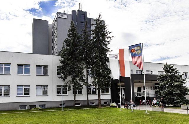 Szpital w Puszczykowie fot. Zbiory szpitala