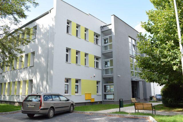 Drugi budynek urzędu miejskiego w Mosinie