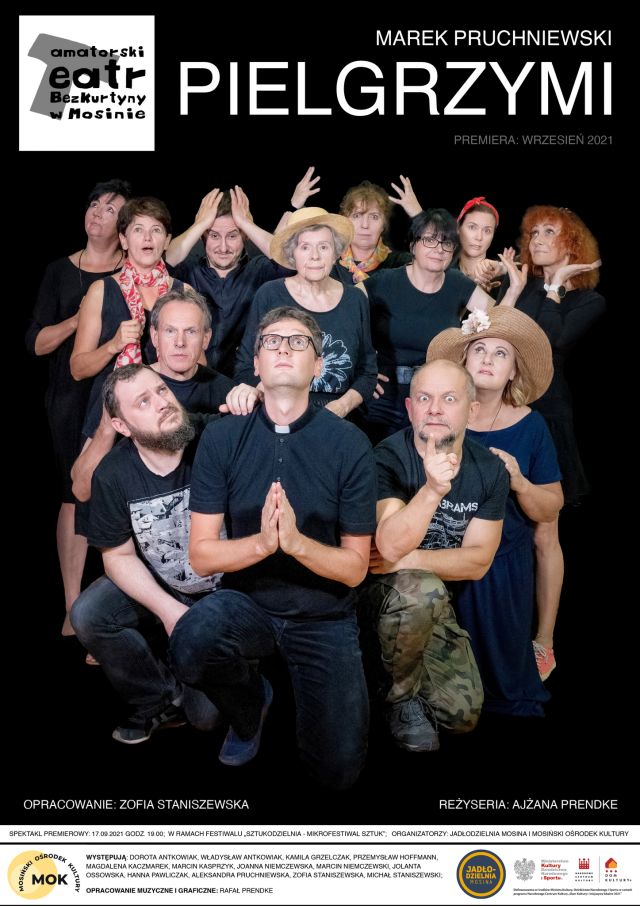 Marek Pruchniewski - Pielgrzymi - Teatr Bez Kurtyny