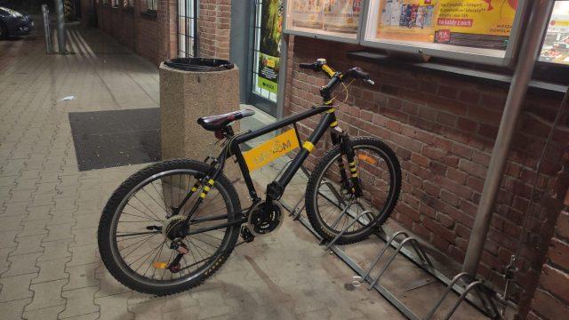 Droom - darmowy rower w Mosinie