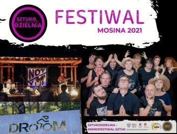 Festiwal - sztukodzielnia 2021