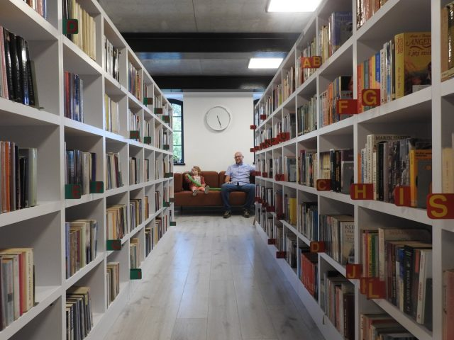 Tlenownia w Czempiniu - biblioteka
