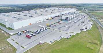 Magazyn DHL - Zalando Żerniki