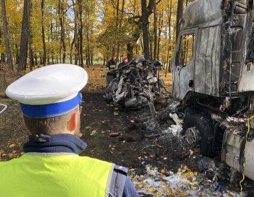 Tragiczny wypadek w Czmoniu
