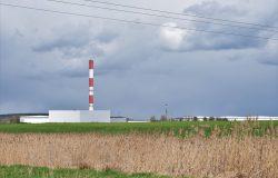 Tereny, gdzie władze gminy planują rozszerzenie strefy przemysłowej.