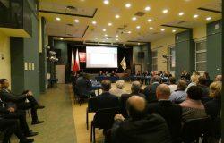 Dominik Michalak - Inauguracyjna sesja Rady Miejskiej