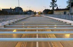 Tunel drogowy przy ulicy Śremskiej w Mosinie