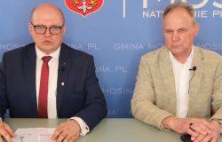 Przemysław Mieloch i Jan Gurgun
