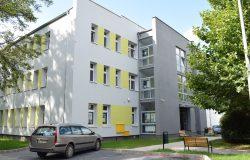 Druga siedziba urzędu miejskiego w Mosinie.